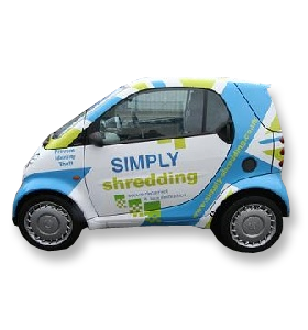Shredding Smart Car