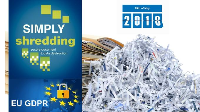 Simply Shredding GDPR