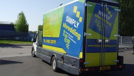 Shredding Bedford | Simply Shredding